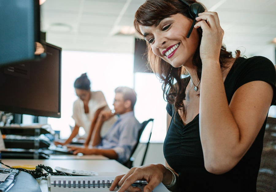 How Does a New York Answering Service Work?
