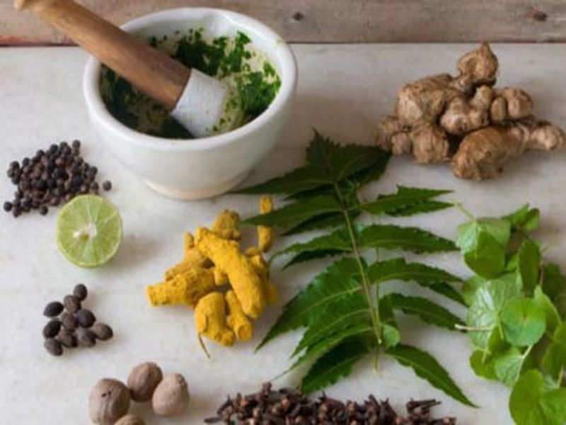 Improving the functioning of the digestive system through Ayurveda