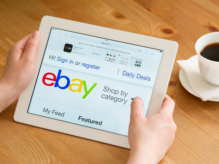 Why your products do not come as top search results on eBay? And what's the way to fix it?