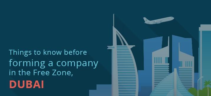 Dubai free zone company setup
