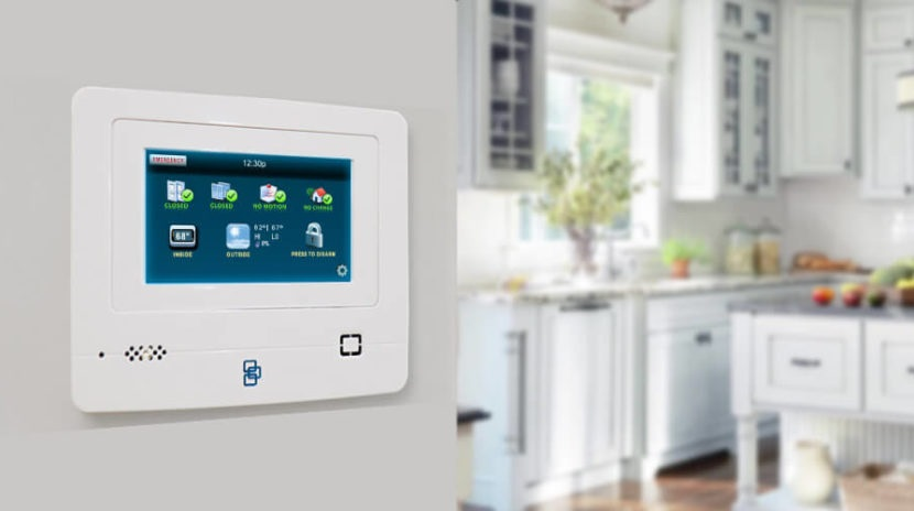 Replace The Hardwired Home Alarm System With The Modern Wireless Intrusion Alarm System