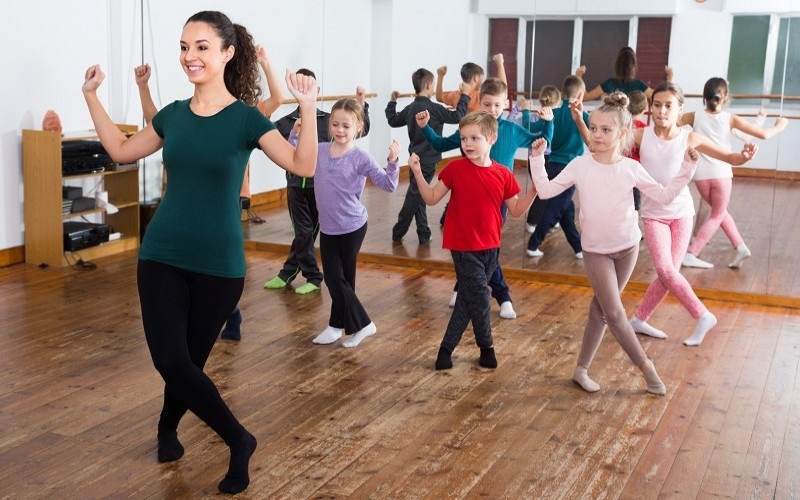 9 Beneficial Factors Associated With Dancing For Kids