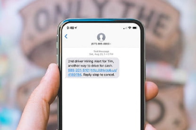 Smart Addressing for the Perfect Text Messaging