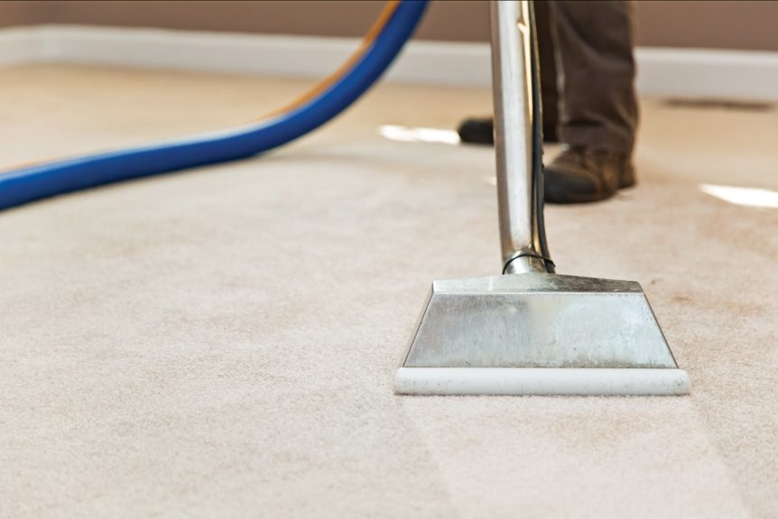 This is how often you should have your offices commercial carpet cleaned