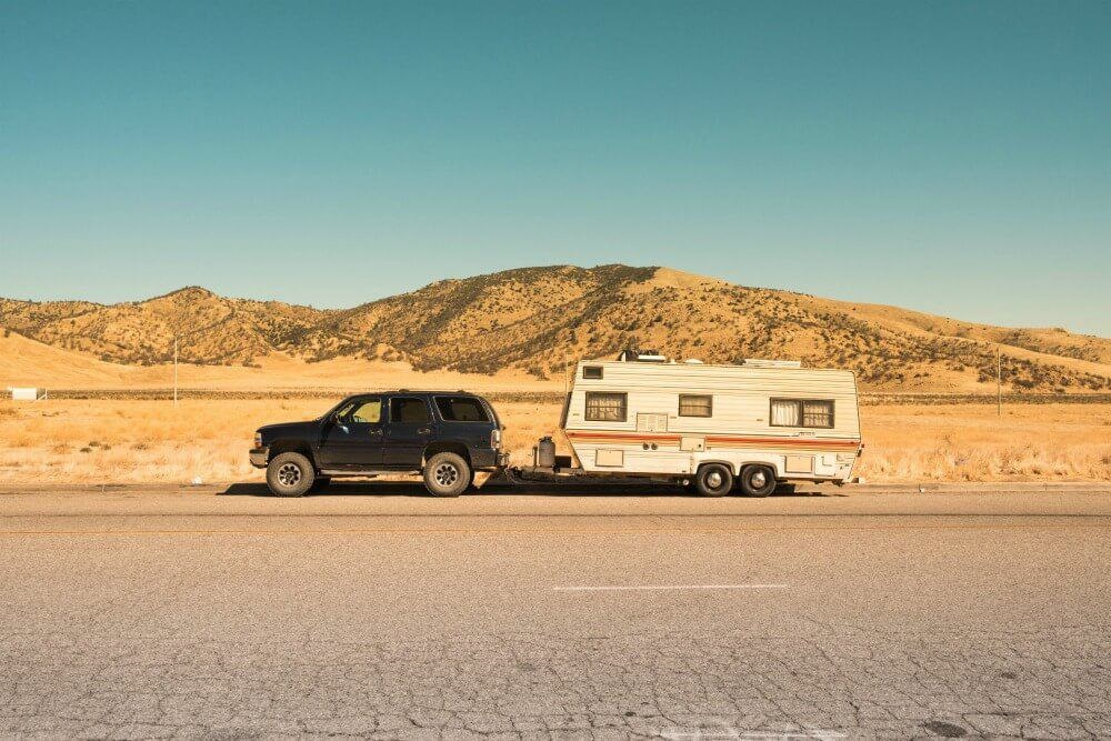 Legal Things to Know When Living in a Travel Trailer