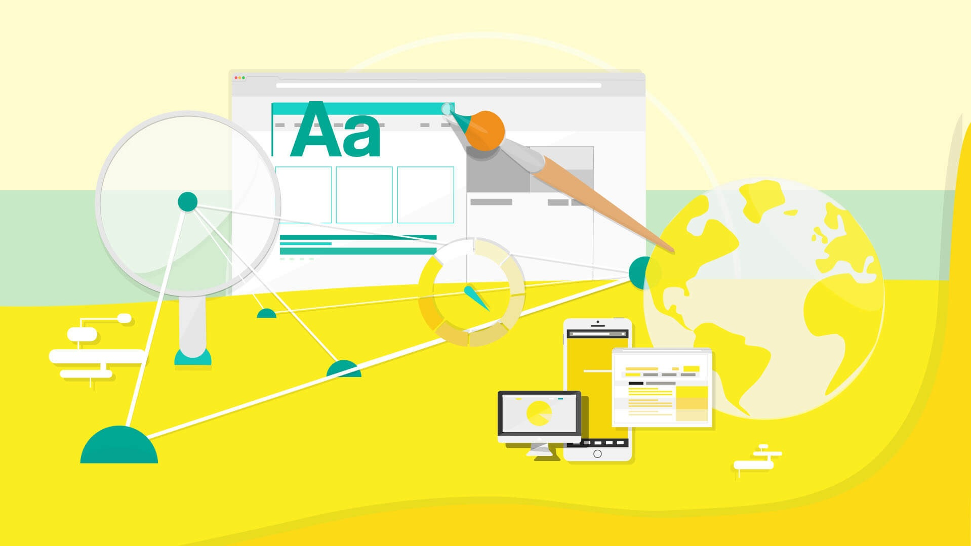 Why is Web Designing a Vital Part of the Internet?