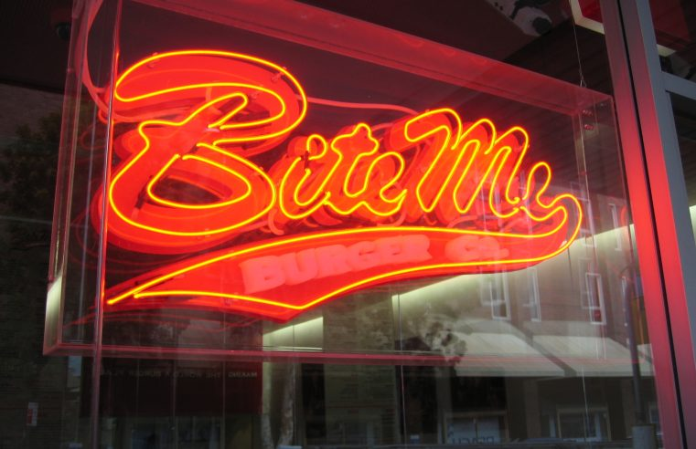Attract The Customers With Neon Lights