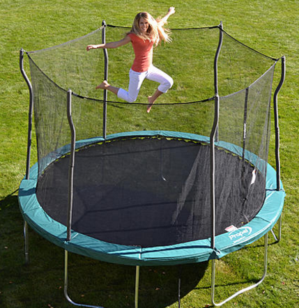 Trampoline Just as You look for Now