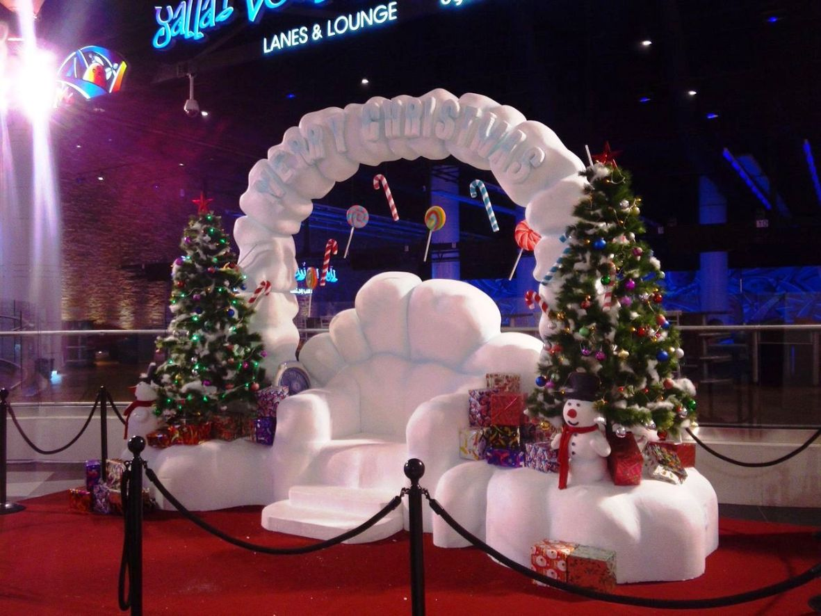 Ideas for Mall Christmas Decorations