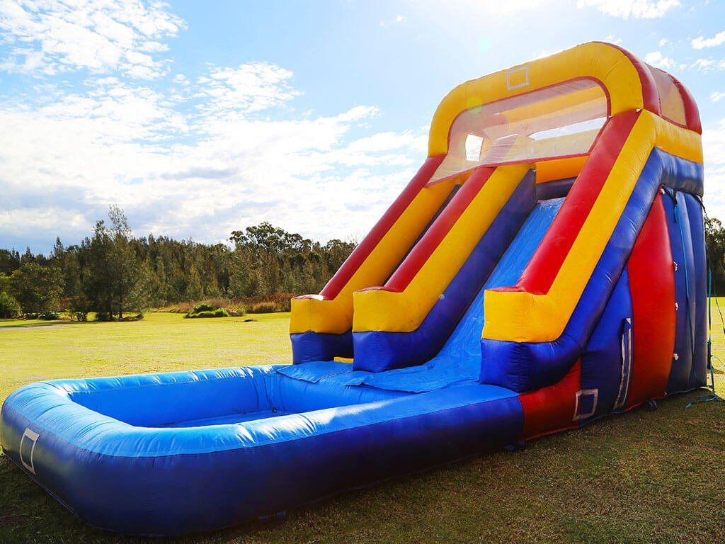 Inflatable Water Slides – The Most Fun You and Your Kids will Have!