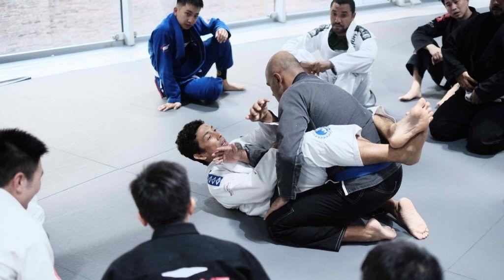 The Impact Of Practicing Jiu Jitsu