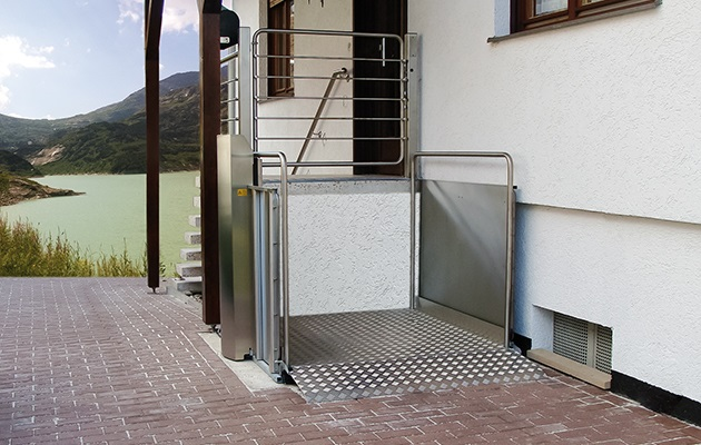 What are the different types of platform lifts?