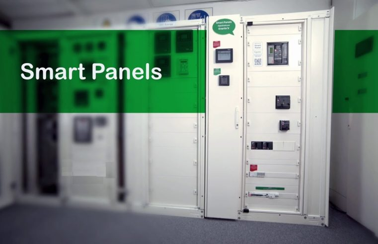 How to Turn Average Homes into Smart Ones with Schneider's Smart Panels!