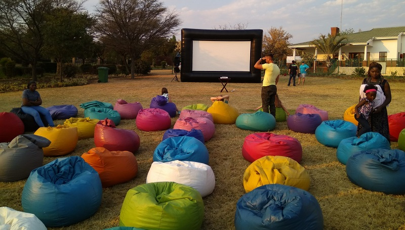 How to make your own films with outdoor cinema hire?