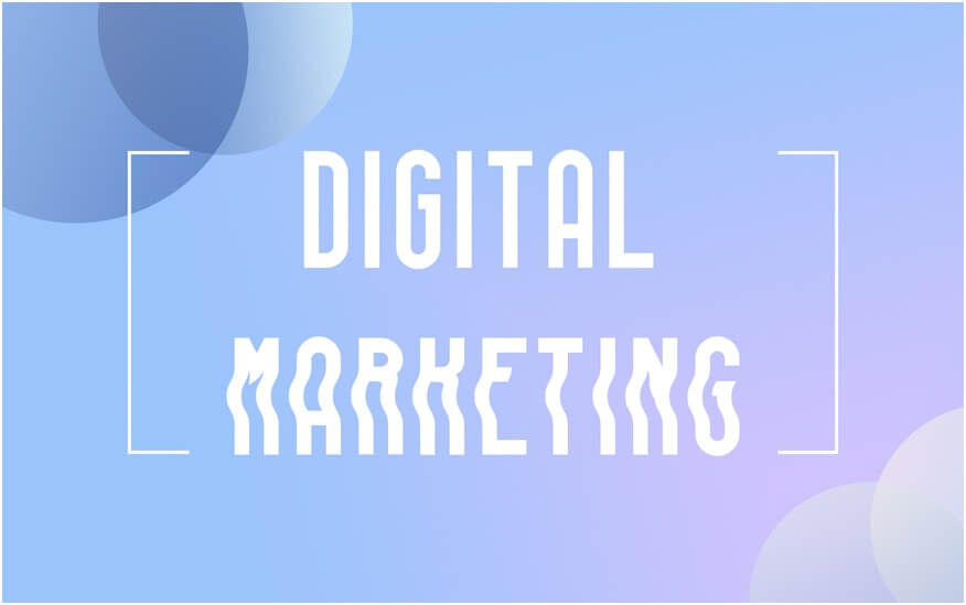 The entrance to digital marketing is not as low as you thought