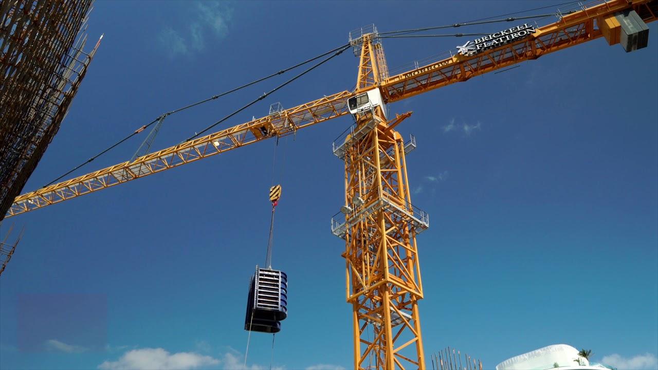 Should I hire a mobile crane or a tower crane?