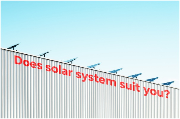 Are you in a great place to install a solar system?