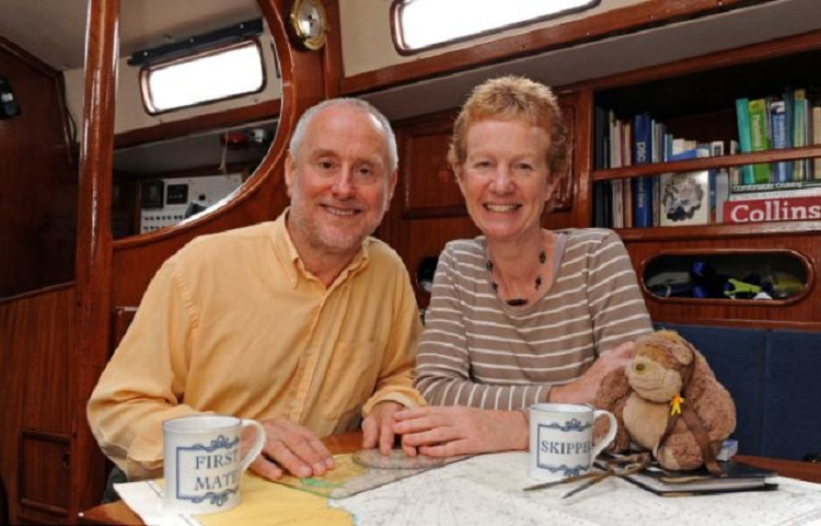 Rachel and Paul Chandler: Kidnapped by Somali Pirates Later Rescued