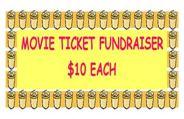 Movie night fundraiser