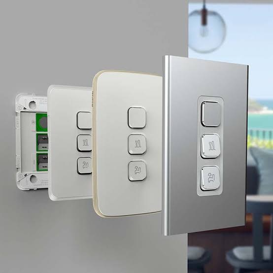 Architrave Switches Range At Australia's Leading Electric Wholesaler