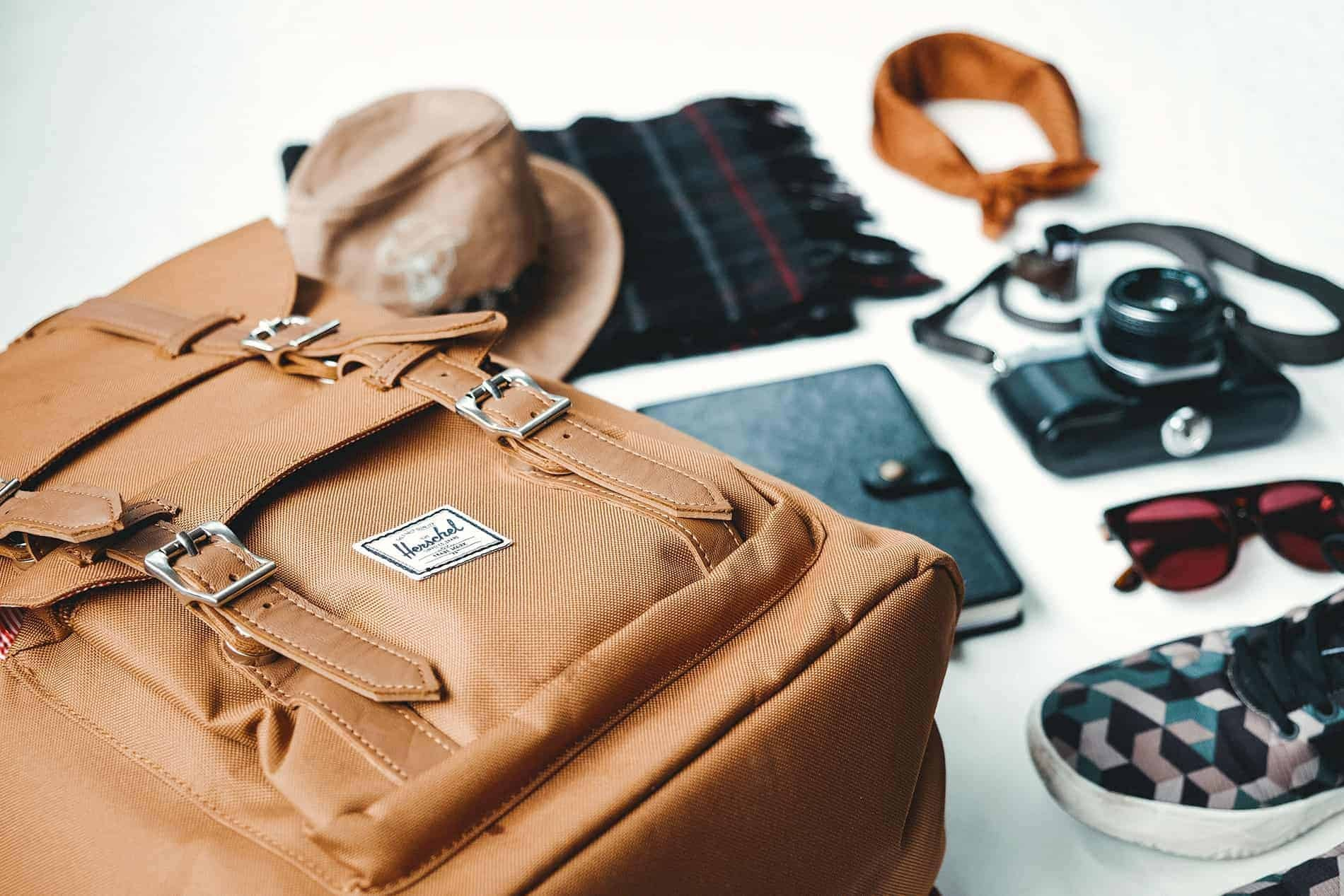 Accessories that help make being a tour guide easy