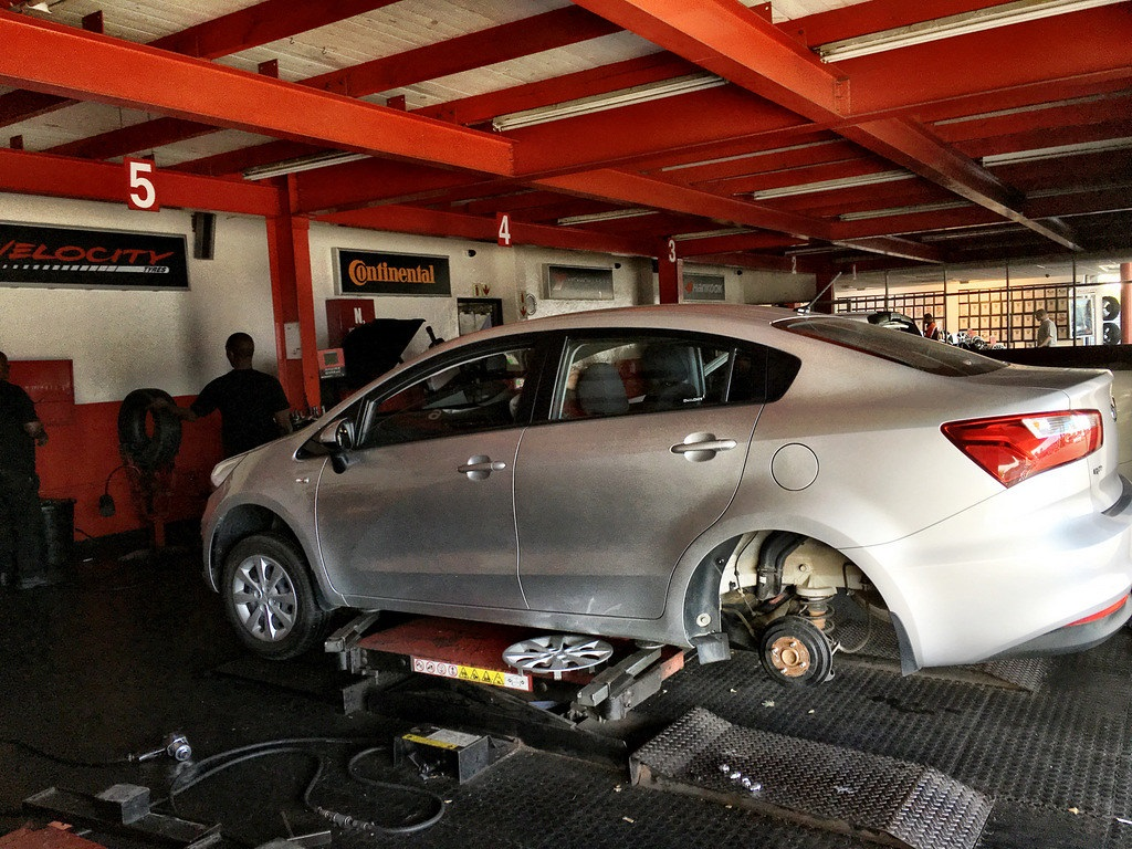 Getpitstop- reviving the feel of new car