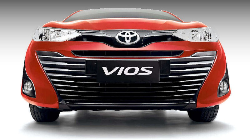 Enhanced Your Knowledge About The Toyota Vios 2020 Exterior And Interior Design