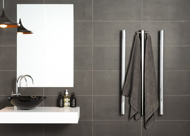 Why Are Heated Towel Rails Ideal?