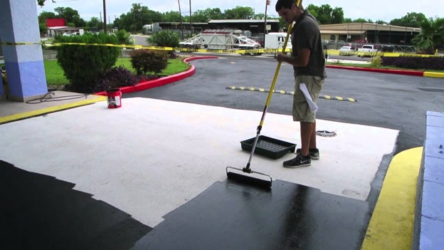 Why You Should Choose a Tinted Concrete Sealer?