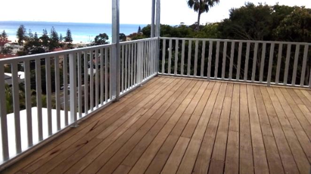 Why the aluminium materials are used highly in the balustrades in Sydney?