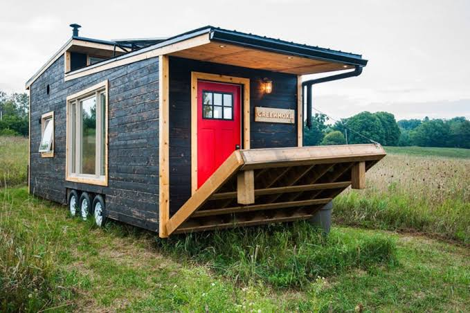 Essentials for an off-grid house