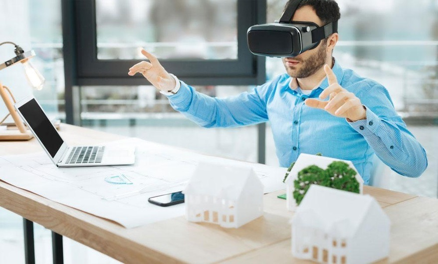 4 Benefits and Applications of VR in Real Estate