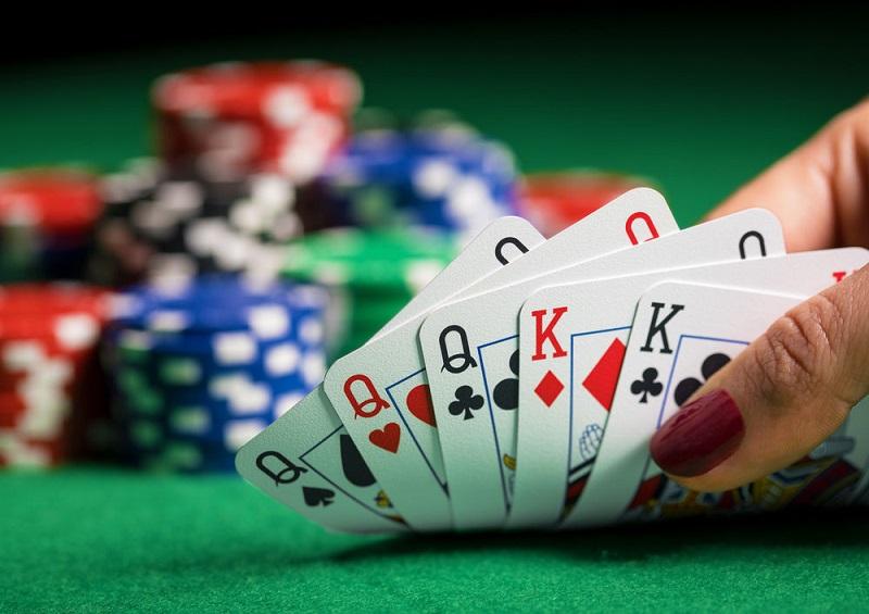 Enjoy your Poker game through POKER