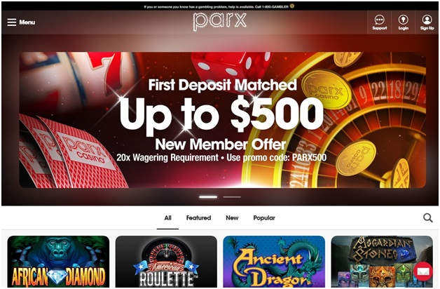 Parx Casino and Sports Betting Sites in Pennsylvania Gear Up