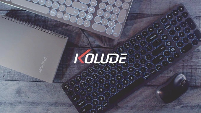 Kolude KD-K1 Keyhub all-in-one Keyboard