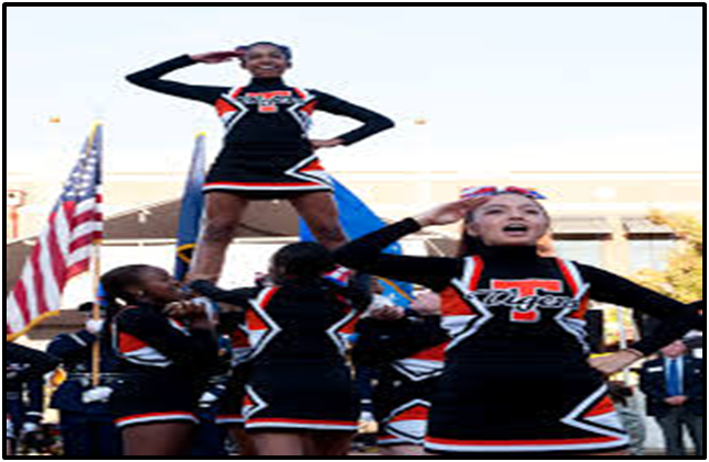 4 Seasonal fundraisers for cheerleaders