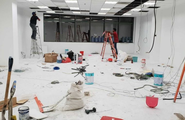 Office Reinstatement Works For Corporate Tenants