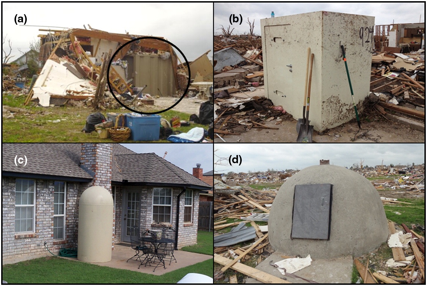 Top Five Trends In Above Ground Tornado Shelters