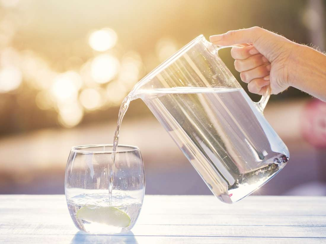 5 Reasons Why We Need to Drink Clean Water Every Morning