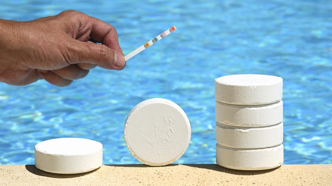 Is Chlorine Safe to Use in a Swimming Pool?