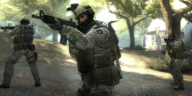 Counter-Strike GO – Teams and their Creation