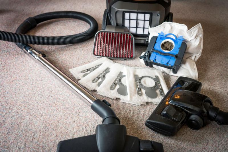 What are Best Ways to Clean Machine Parts and House?