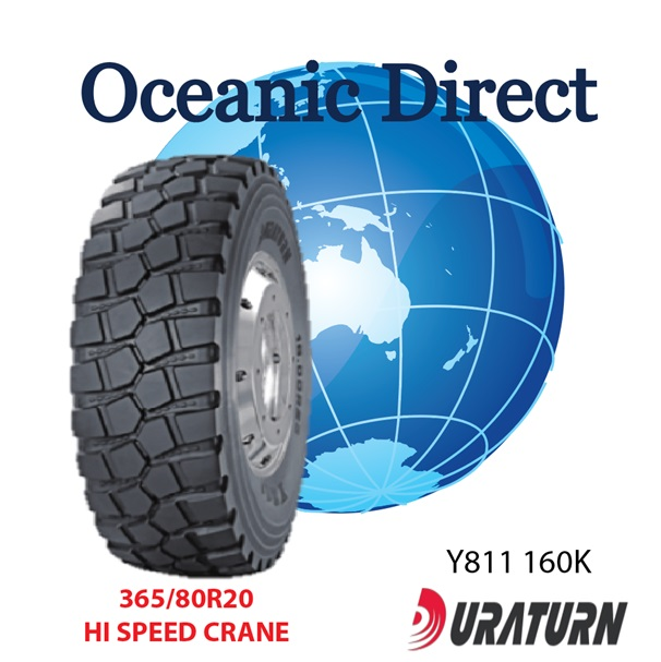 Reasons Mobile Crane & On/Off Truck Drivers Absolutely Love This Hi-Speed Tyre