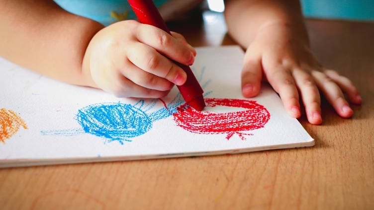 The importance of arts in early childhood education and art class