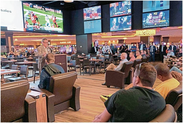 A Review on Parx Casino and Pittsburgh Sportsbook