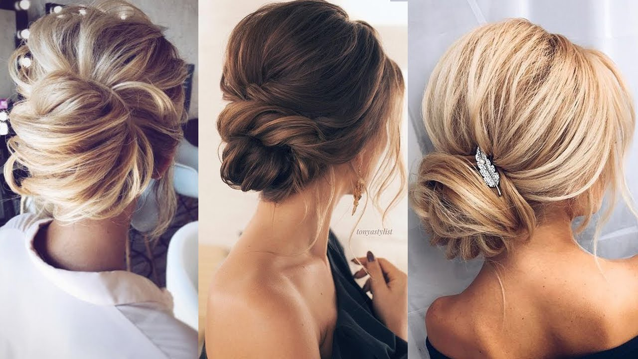 Get Your Natural Bridal Hair Looking Elegant Styled