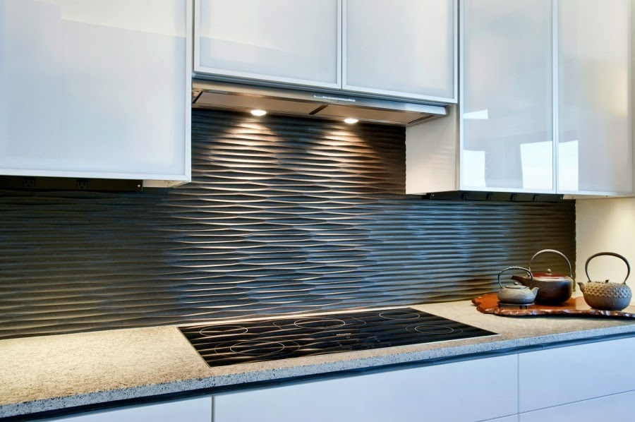 Glass Mosaic tiles – An inspiring trend for a modern kitchen backsplash