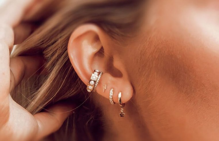 Ear Cuff and Ear pieces – How to buy silver jewellery for someone else