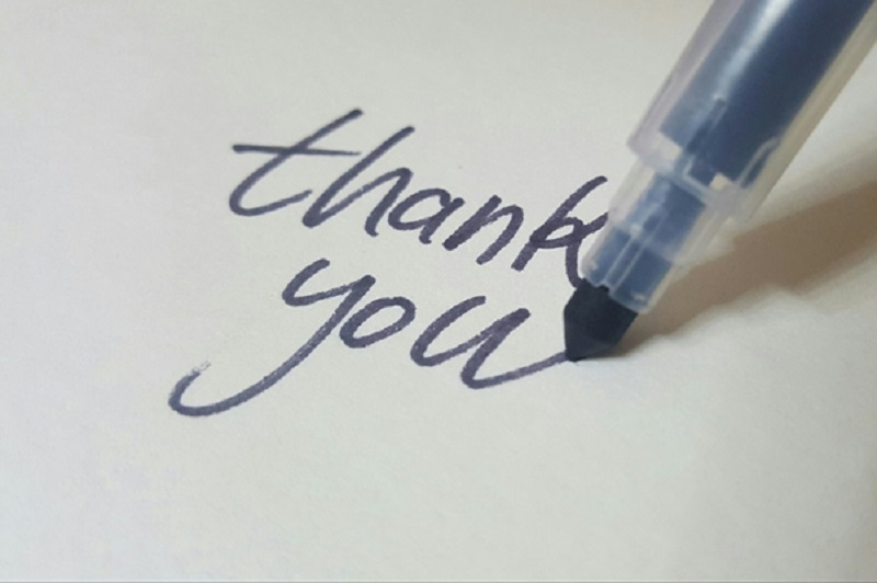 "Top 5 Situations When You Must Say ""Thank You"""