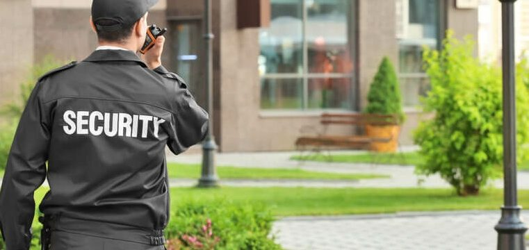 Make your guests feel safe with reliable security guards